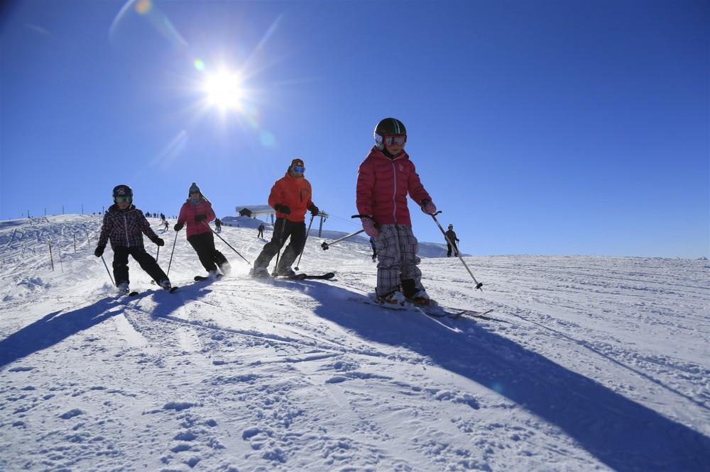 Les Carroz - Station de ski du Grand Massif